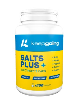 Keepgoing Salt Plus +
