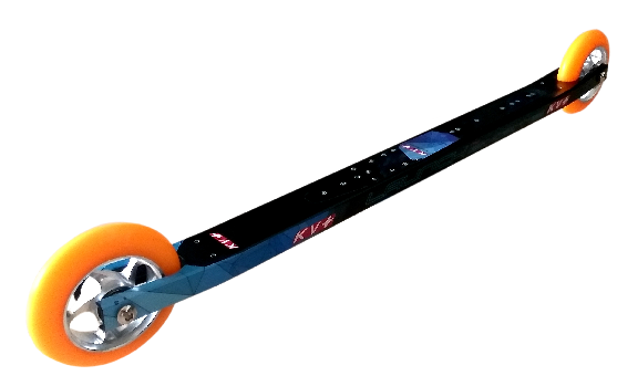 KV+ Launch Pro Skate Curved 60 World Cup