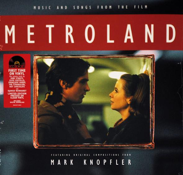 "Universal Music LP Mark Knopfler ""BSO Metroland"""