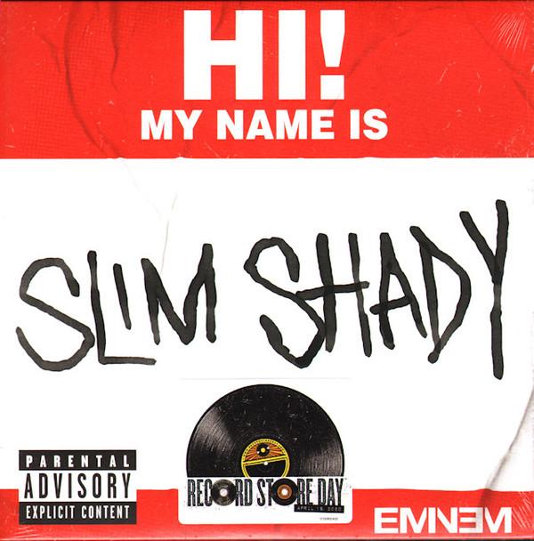 "Universal Music Single Eminem ""My name is"" RSD 2020"