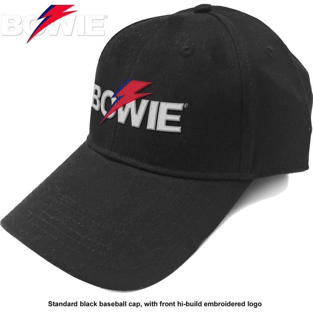 Gorra David Bowie negra