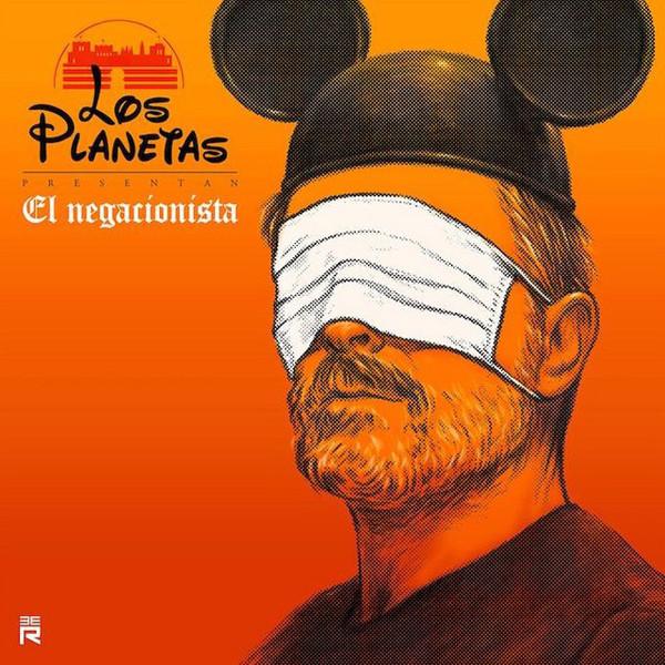"""Sony Music Single Los Planetas """"La nueva normalidad"""""""