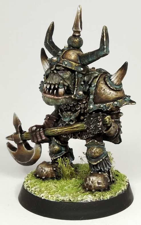 Iron Orc Chieftain