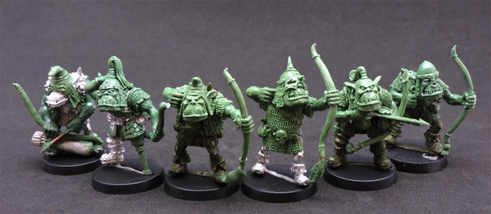 Orc Archers Squad