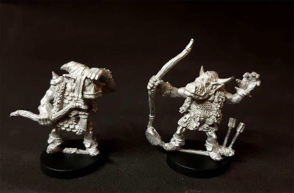 Orc Archers Reinforcements