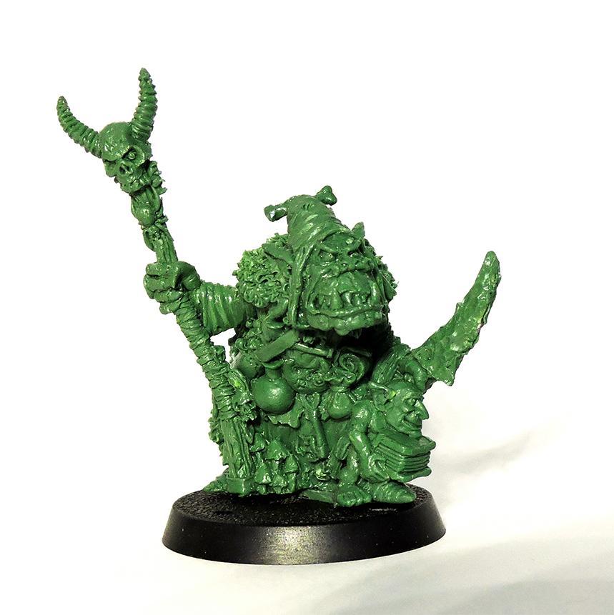 Orc Ancient Shaman