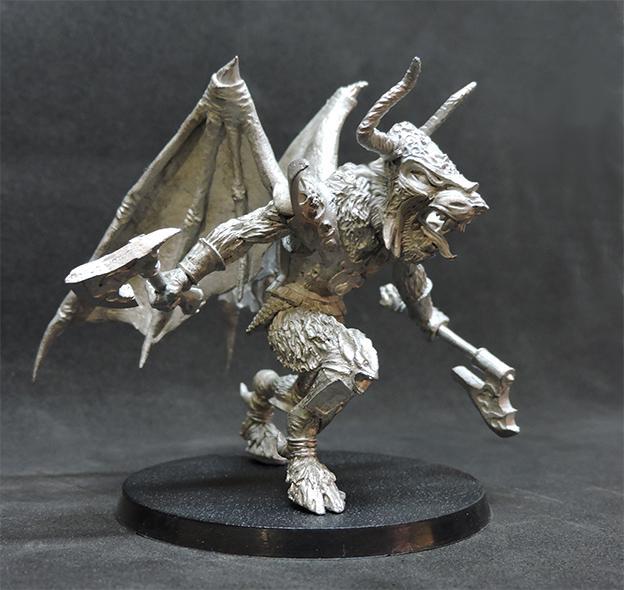 Greater Demon of Izathum