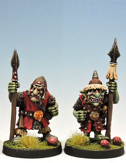 Black  goblins with lance HOT PRICE !!