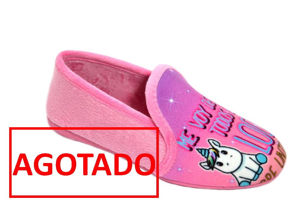 Zapatillas de Casa para Niña, Zapatillas Casa Niña, AGOTADO