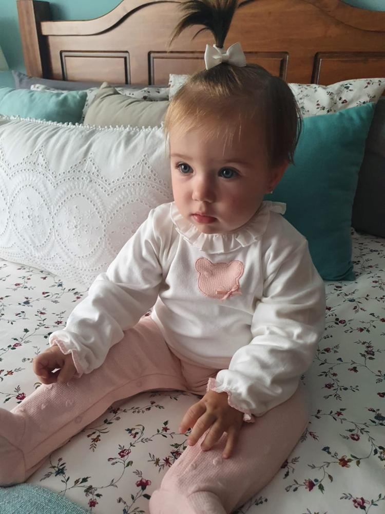 Pijama Pelele Osito