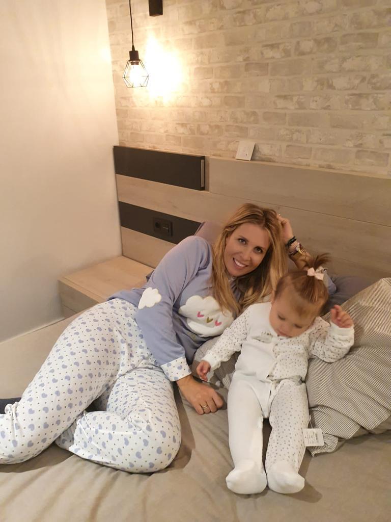 Pijama pelele snow