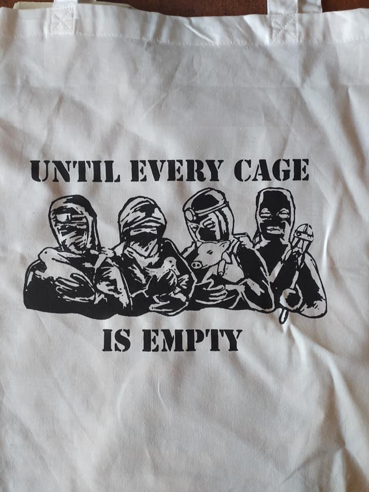 Hasta que todas las jaulas estén vacías.