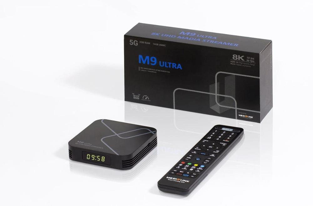 Medialink/MU M9 Ultra AndroidTV