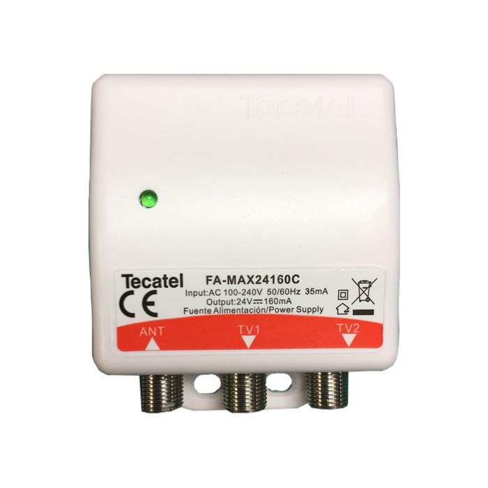 Tecatel Fuente alimentación FA-MAX24160C