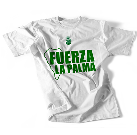 Camiseta Fuerza La Palma