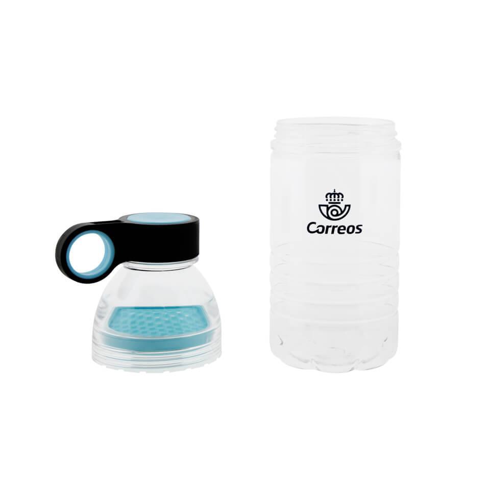 Botella con filtro Correos