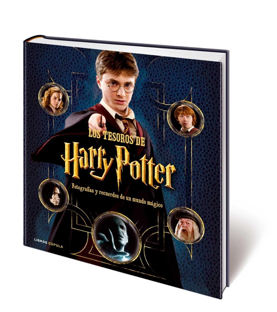 Libro Los tesoros de Harry Potter