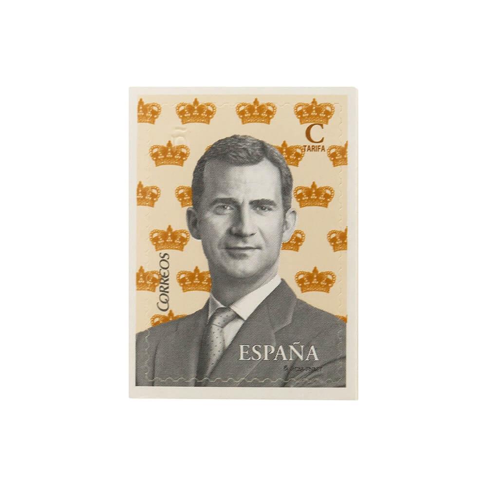 Pack de 5 sellos Tarifa C (internacional fuera Europa)