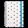 Cuaderno tapa dura topos UNICEF
