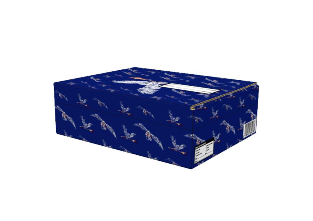 Caja mediana Harry Potter