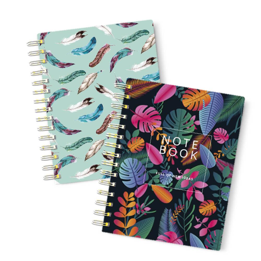 Pack 2 cuadernos de bolsillo hojas Prodis