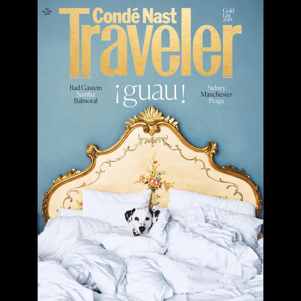 Suscripción revista CNTraveler anual