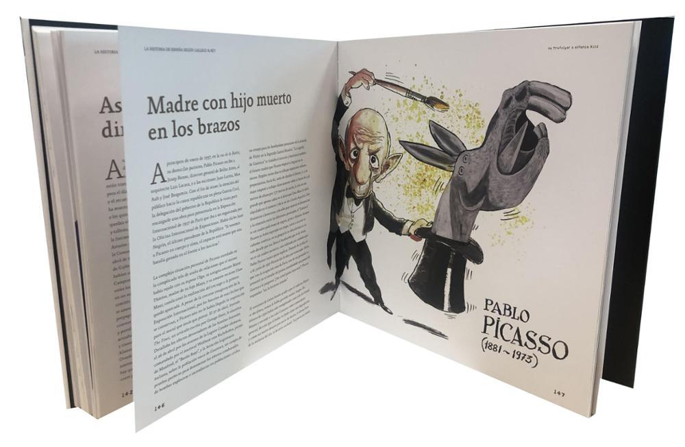 Libro La historia de España según Gallego y Rey Tomo II