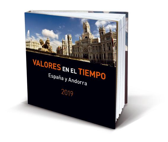 Libro Anual con Sellos 2019