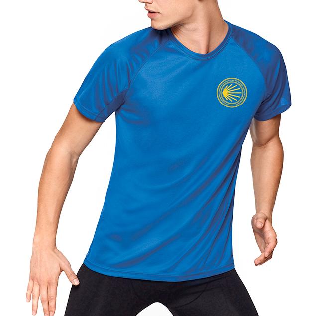 Camiseta técnica Camino de Santiago