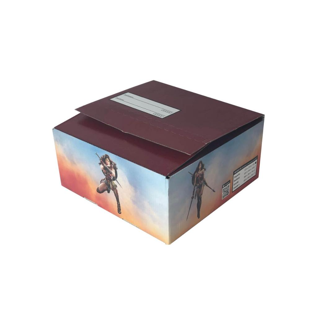 Caja pequeña Wonder Woman