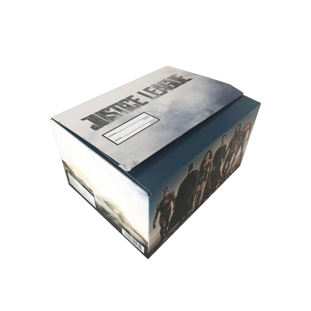 Caja grande+ Liga de la Justicia