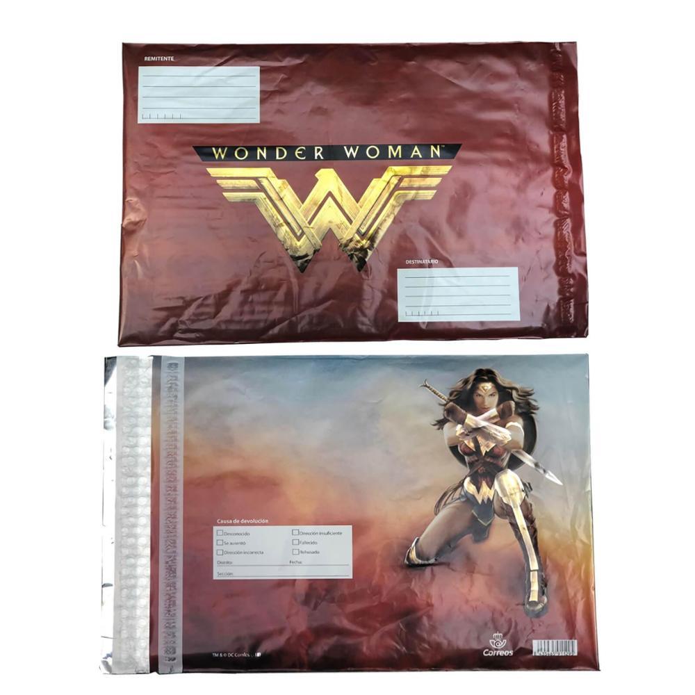 Sobre Wonder Woman